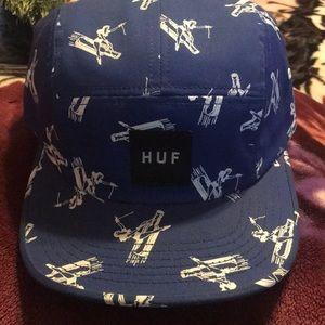 HUF five panel cap
